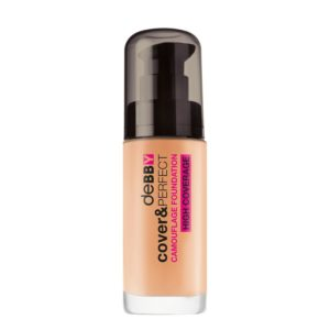 Cover and Perfect Fluid Foundation – 3