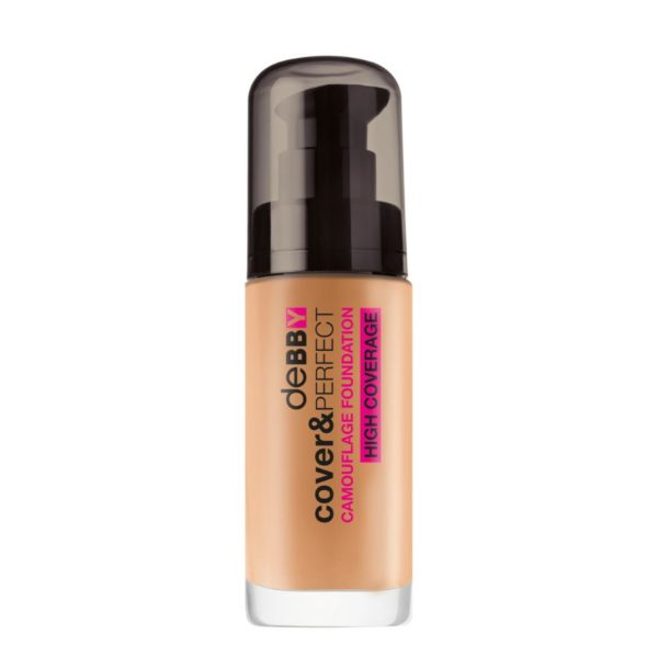 Cover and Perfect Fluid Foundation – 4