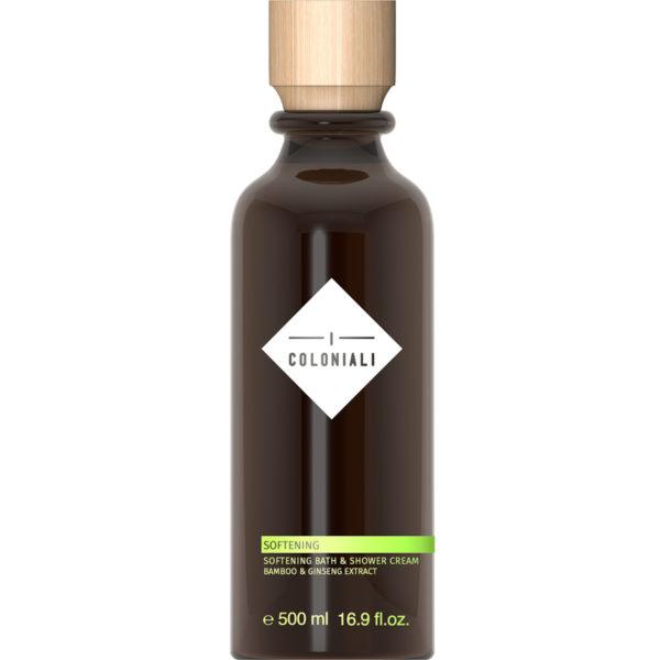 Softening Bath & Shower Cream Bamboo – 500 ml