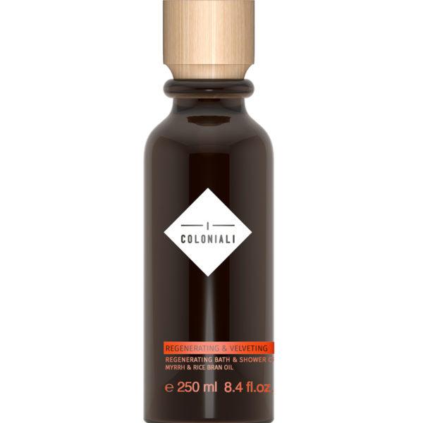 Regenerating Bath & Shower Cream Myrrh – 250 ml