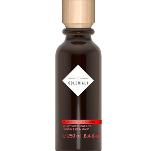 Invigorating & Toning Velvet Skin Shower Oil