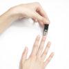 Nagelknipper Hand