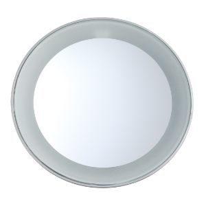 15x Mini spiegel met LED licht