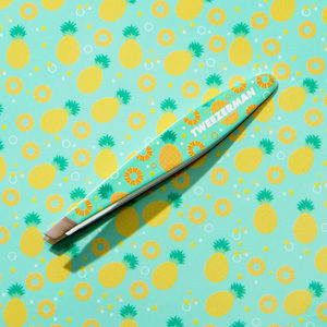 Mini Slant Tweezer Pineapple Punch
