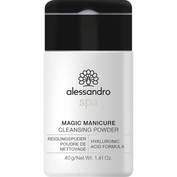 Spa Magic Manicure Wonder Powder
