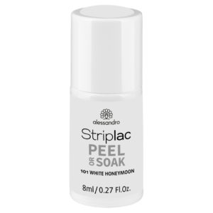 Striplac Peel or Soak – 101 White Honeymoon