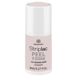 Striplac Peel or Soak – 102 Heavens Nude