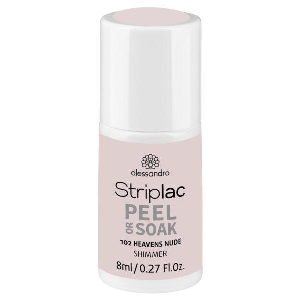 Striplac Peel or Soak – 102 Heavens Nude