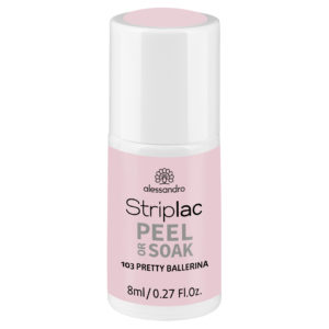 Striplac Peel or Soak – 103 Pretty Ballerina