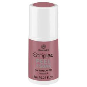 Striplac Peel or Soak – 108 Sinful Glow