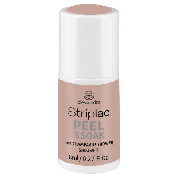 Striplac Peel or Soak – 109 Champagne Shower