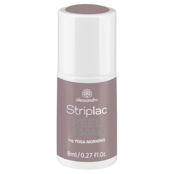 Striplac Peel or Soak – 115 Yoga Morning