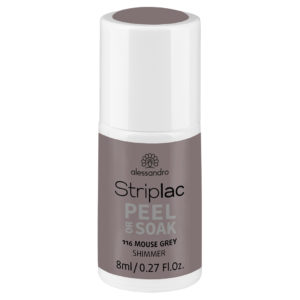 Striplac Peel or Soak – 116 Mouse Grey