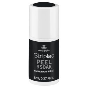 Striplac Peel or Soak – 119 Midnight Black