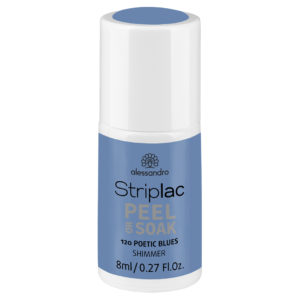 Striplac Peel or Soak – 120 Poetic Blues