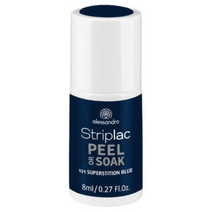 Striplac Peel or Soak – 121 Superstition Blue
