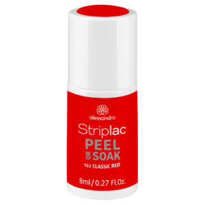 Striplac Peel or Soak – 122 Classic Red