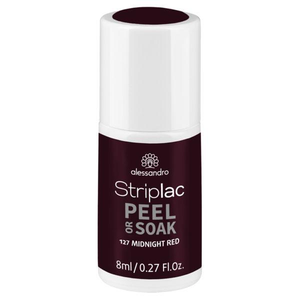 Striplac Peel or Soak – 127 Midnight Red