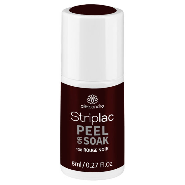 Striplac Peel or Soak – 128 Rouge Noir