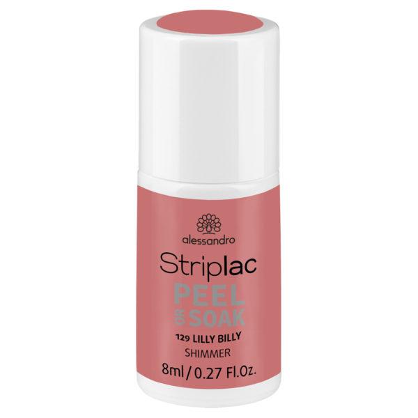 Striplac Peel or Soak – 129 Lilly Billy