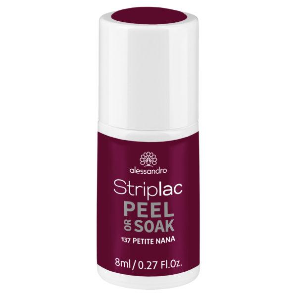 Striplac Peel or Soak – 137 Petite Nana
