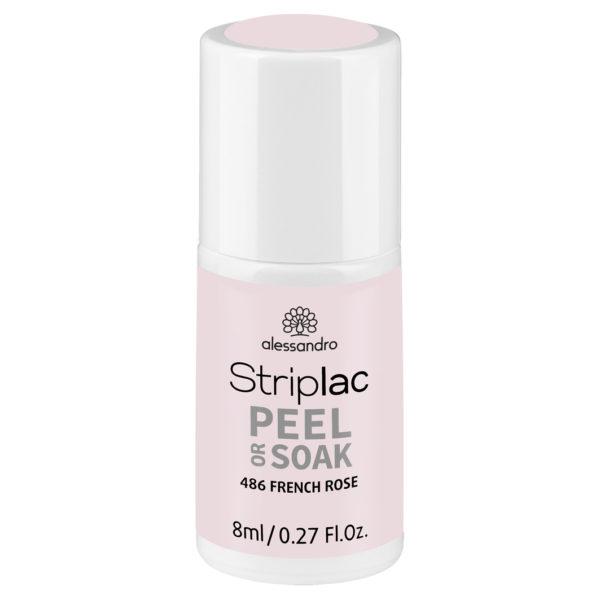 Striplac Peel or Soak French Manicure – French Rosa