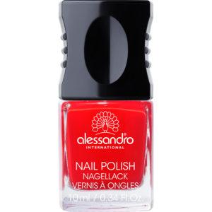 Nagellak – 112 Classic Red
