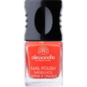 Nagellak – 114 Orange Red