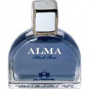 La Martina Alma Black Rose edp 50 ml