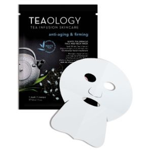 White Tea Miracle Face & Neck Mask