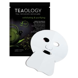 Green Tea Miracle Face & Neck Mask