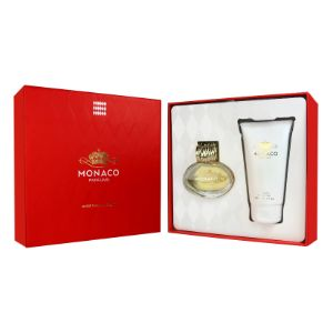 Monaco giftset WOMAN EdP 50ml + Body Lotion 150ml