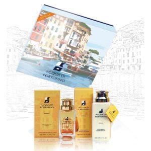 Acqua di Portofino DONNA set EDT 100 ML+BODY L.200 ML