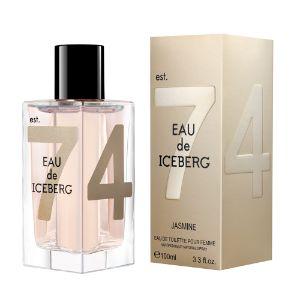 Eau de Iceberg Jasmine Woman Edt 100 ml