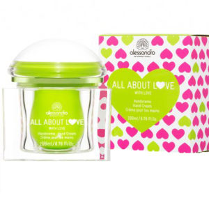 All About Love Hand Cream – With Love