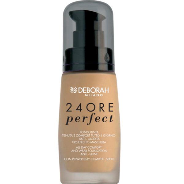 24ORE Perfect Foundation – 3 Caramel Beige