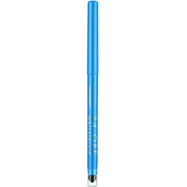 24ORE Waterproof Eye Pencil – 3 Light Blue
