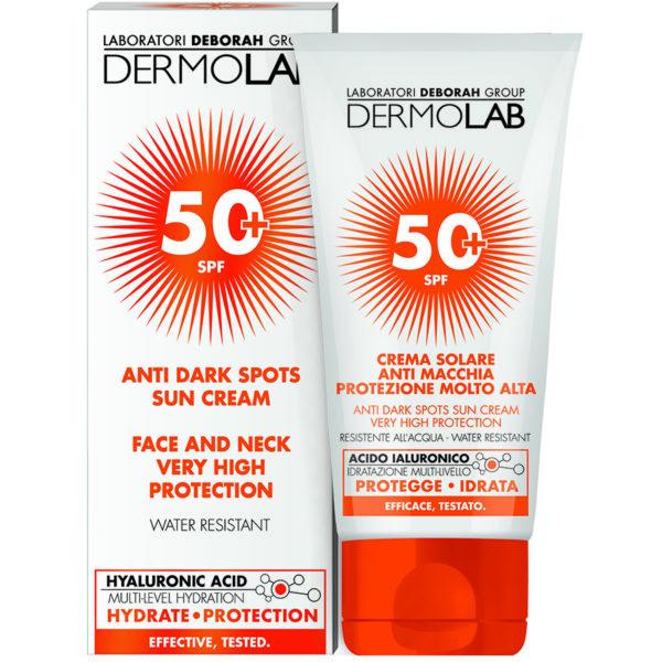 Face Sun Cream SPF50+