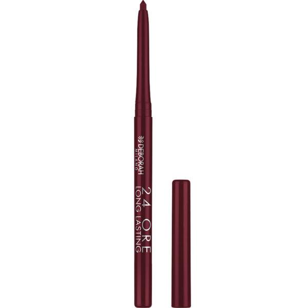 24ORE Long Lasting Lip Pencil – 1 Dark Red