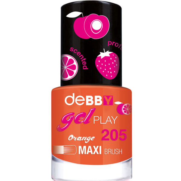Gel Play Nagellak – 205 Orange