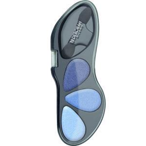Trio Hi-Tech Eyeshadow – 4 Blue