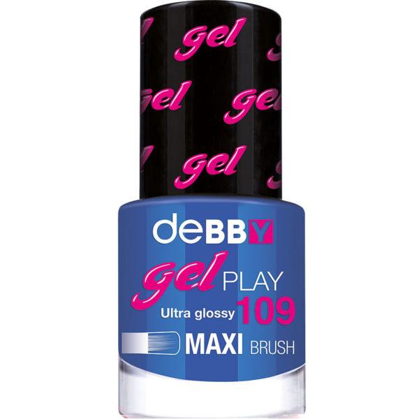 Gel Play Nagellak – 109 Cornflower Red