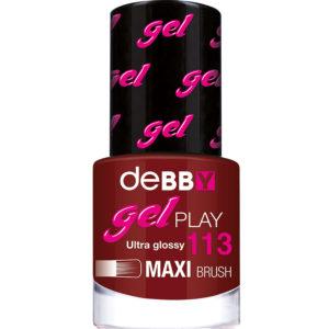 Gel Play Nagellak – 113 Dark Cherry