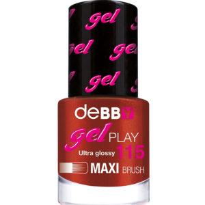 Gel Play Nagellak – 115 Pearly Poppy