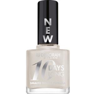 10 Days Long Nagellak – 21 Pearly White
