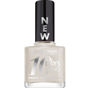 10 Days Long Nagellak – 21 Pearly White