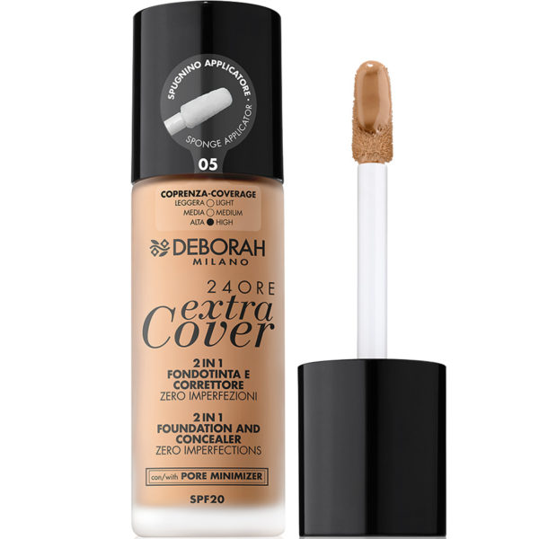 24ORE Extra Cover Foundation – 5 Amber