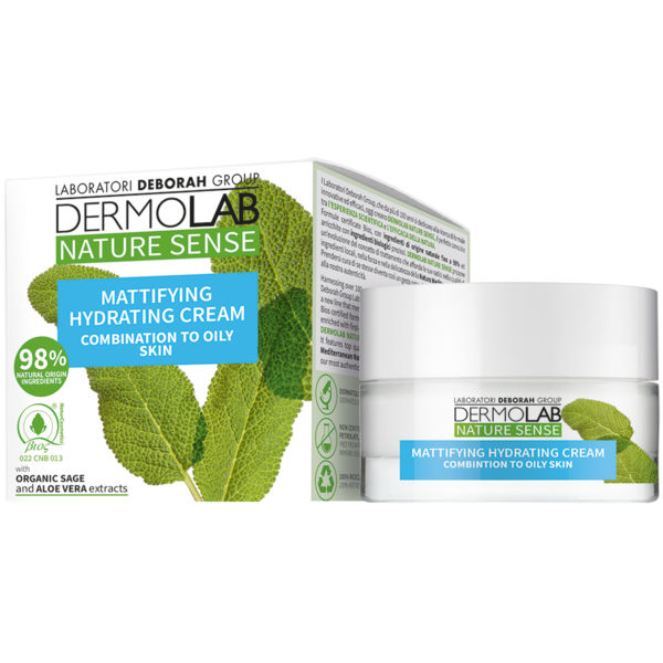 Nature Sense Mattifying Hydration Cream