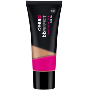 BB Cream Mat Sebo Control – 3 Dark