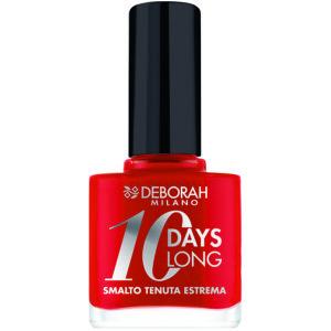 10 Days Long Nagellak – 896 Red Revolution